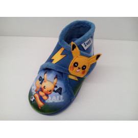 Zapatilla casa pokemon