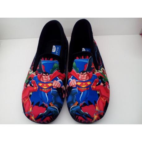 Casa superheroes