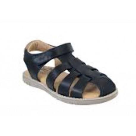 Sandalia romana piel